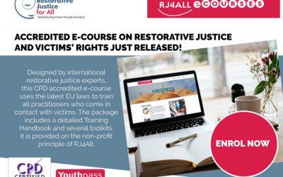 Safeguarding & Empowering crime victims e-course