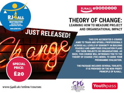 Theory of Change: Learning how to measure project and organisational impact