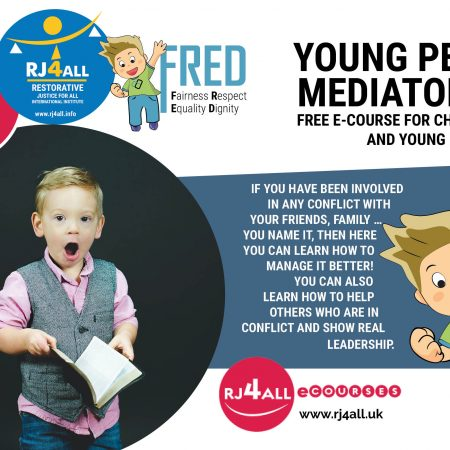 Young Peer Mediators: E-course for children and young people
