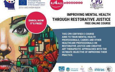 Improving mental health through restorative justice