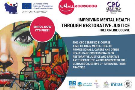 Βελτίωση της ψυχικής υγείας μέσω της αποκαταστατικής δικαιοσύνης