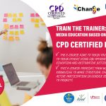 Train the trainer: media education based on GBV prevention